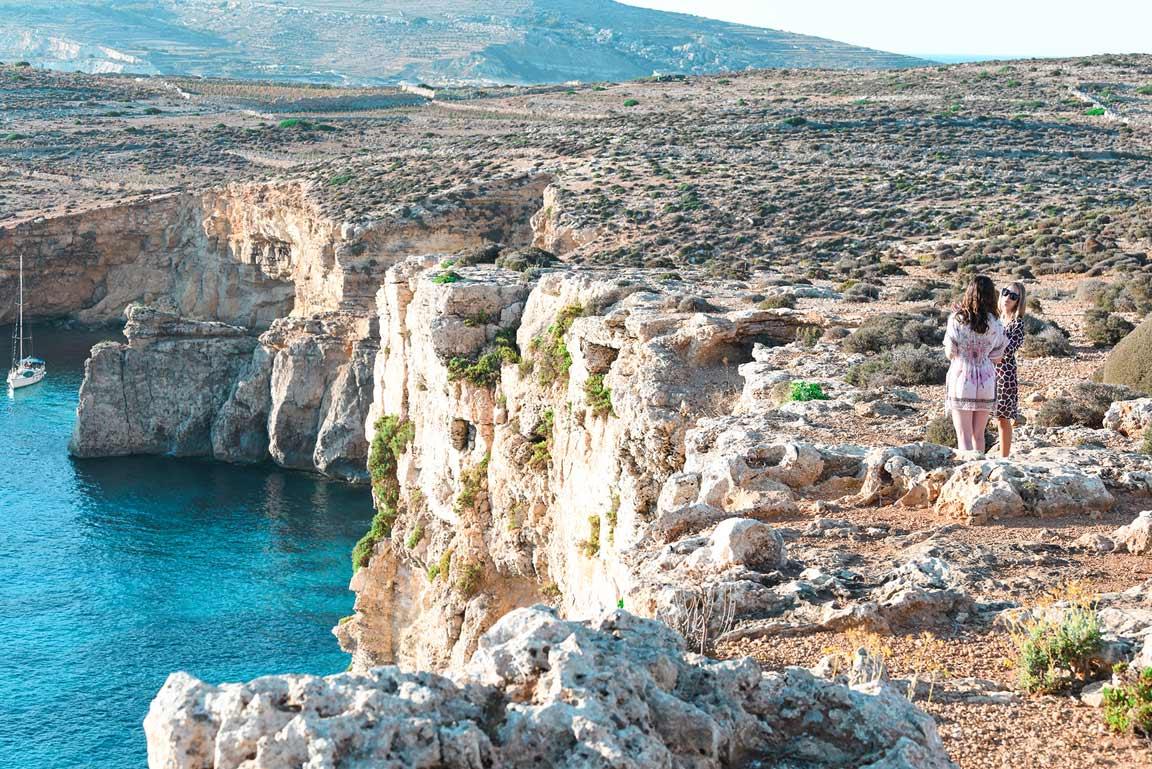 Comino-Cliffs
