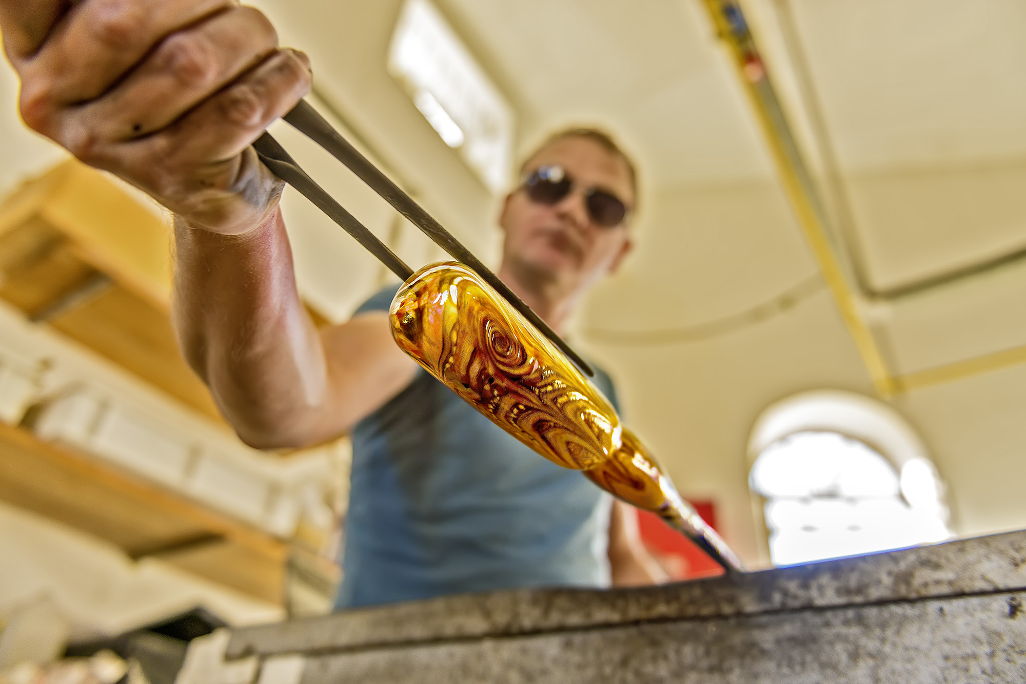 Glass blowing (1)