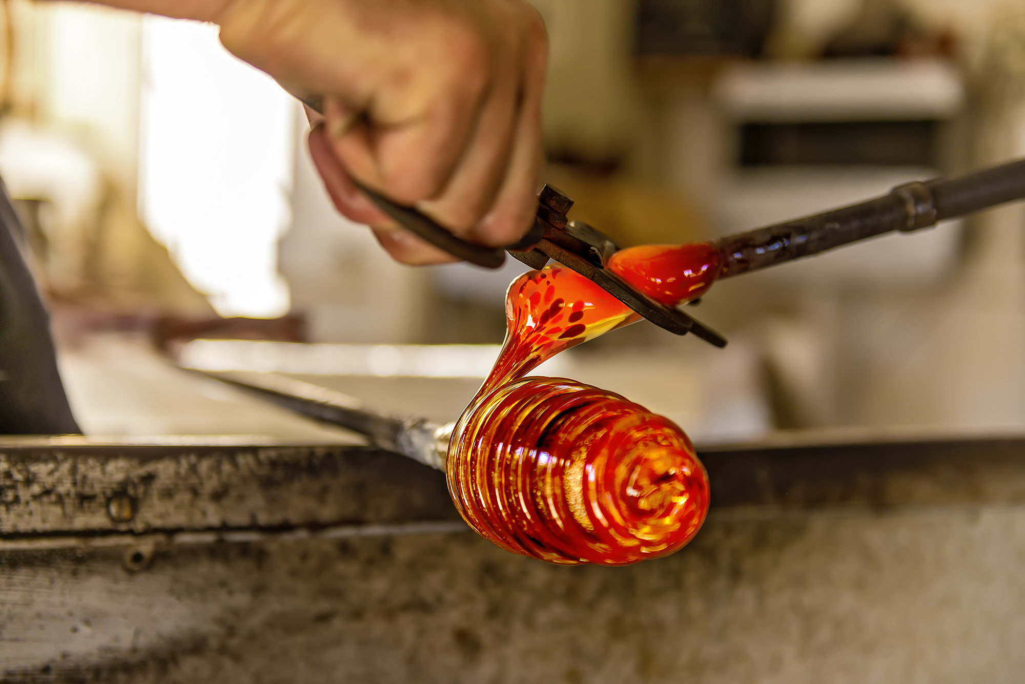 Glass blowing (3)