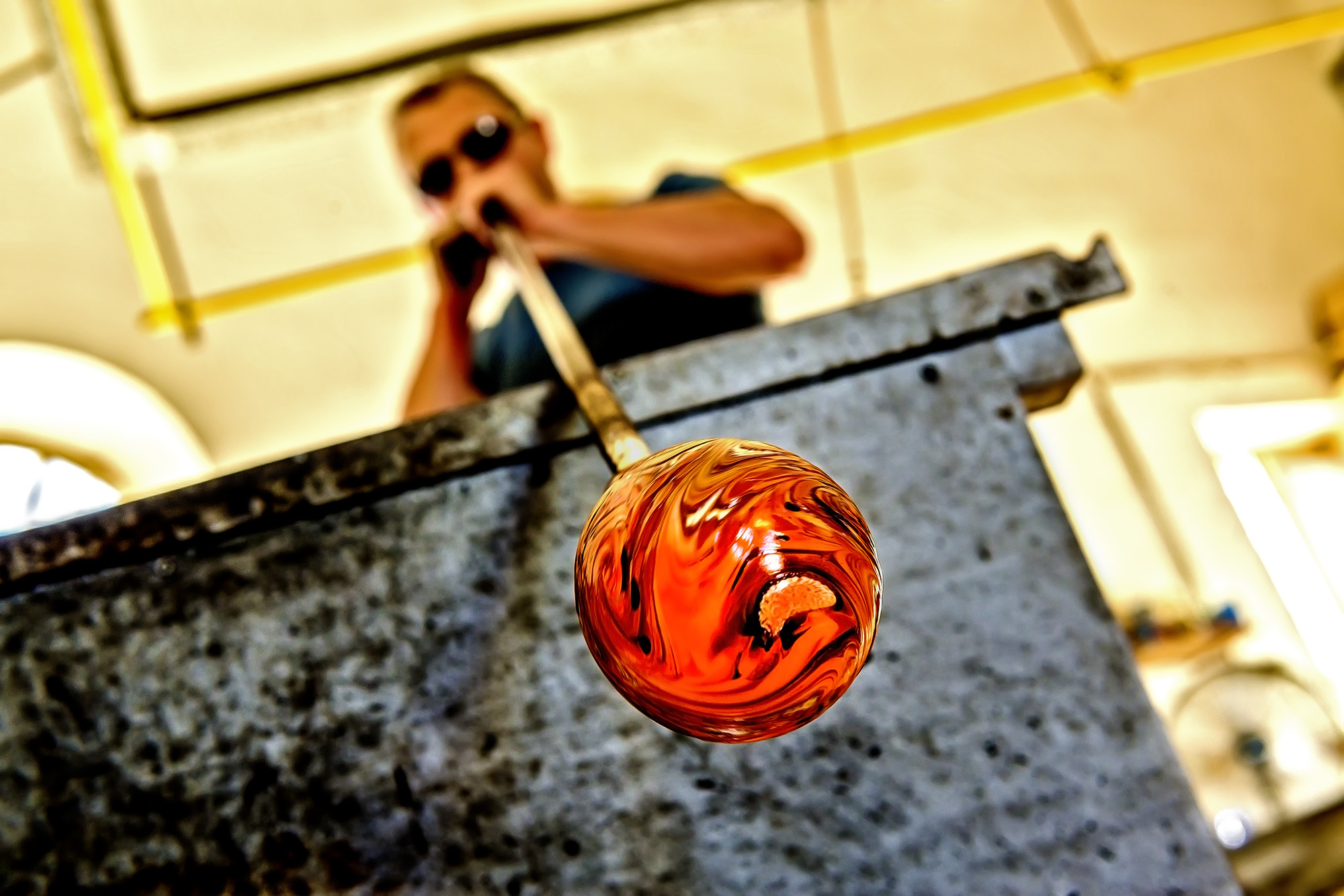 Glass blowing (5)