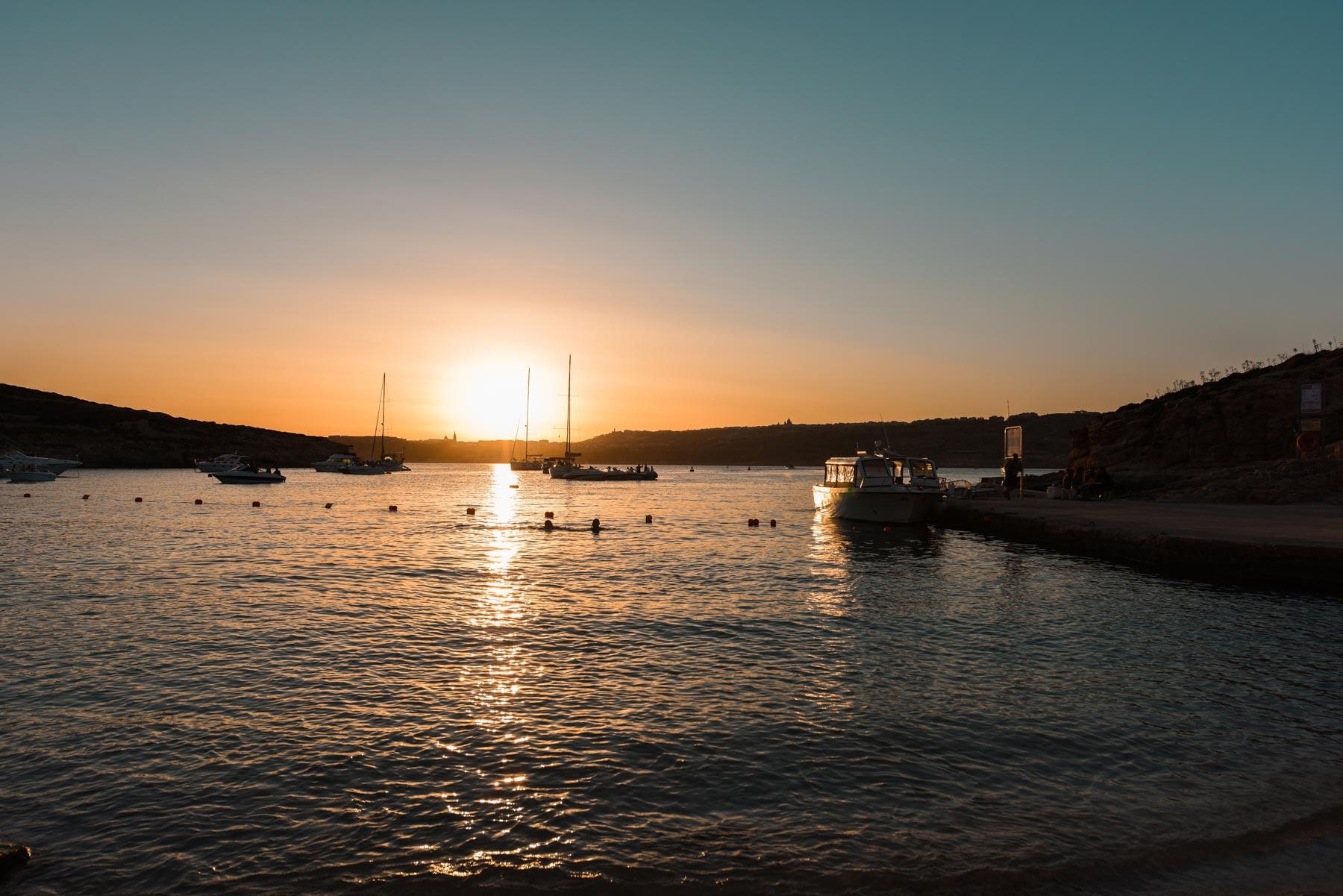 Blue-Lagoon-Sunset