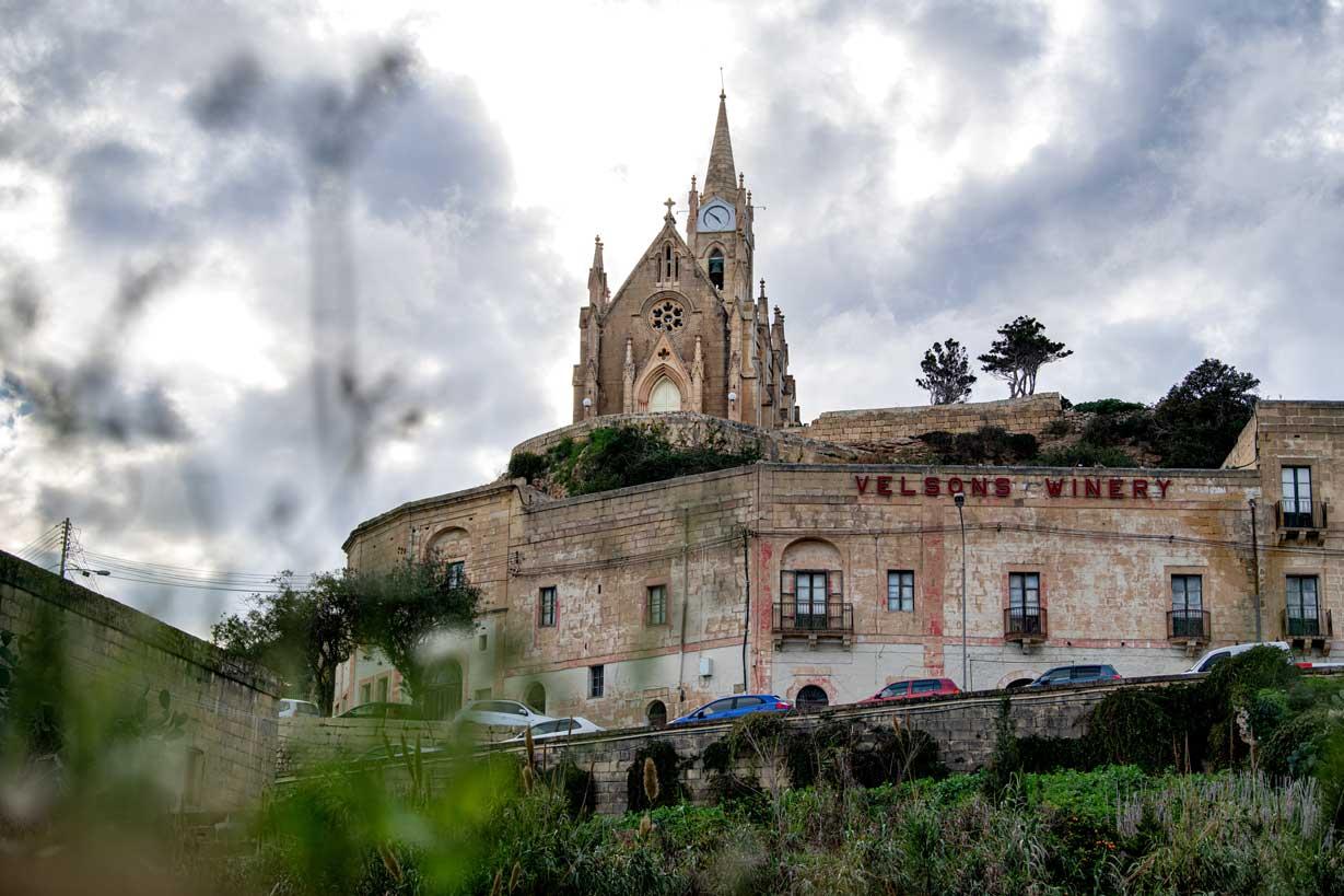 Gozo-Lourdes-Chapel