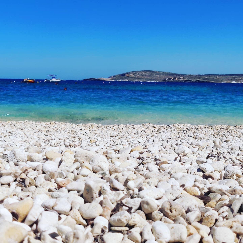 Hondoq bay pebbles