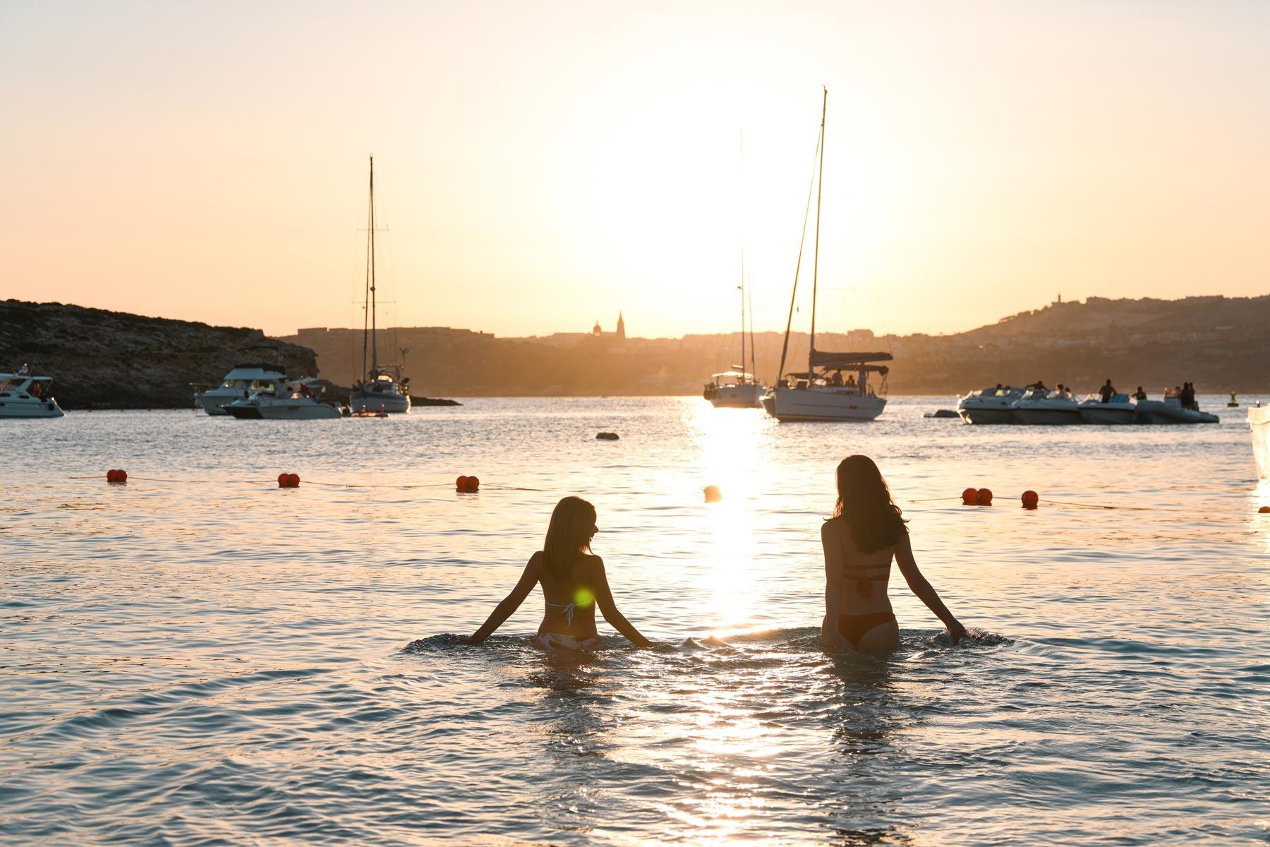 Swimming-at-Blue-Lagoon