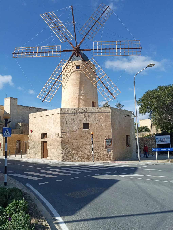 Xewkija-Windmill