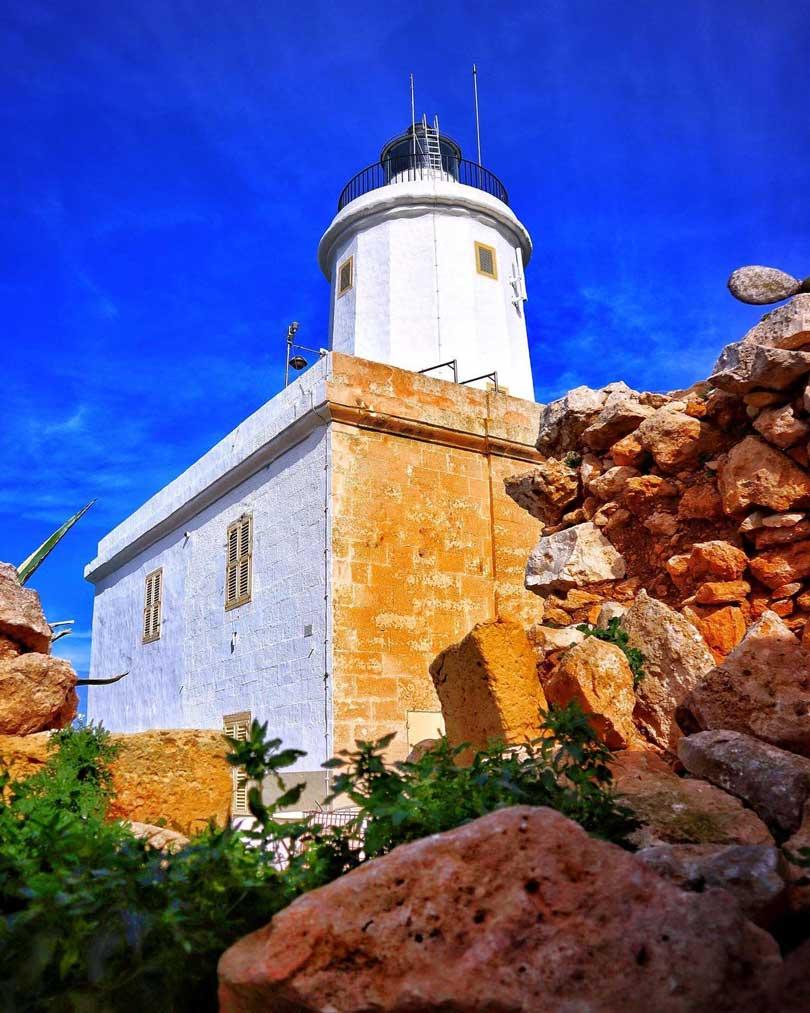 Gurdan-lighthouse-Ghawdex