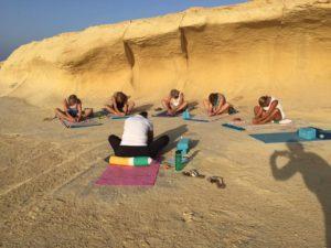 yellow rock yoga