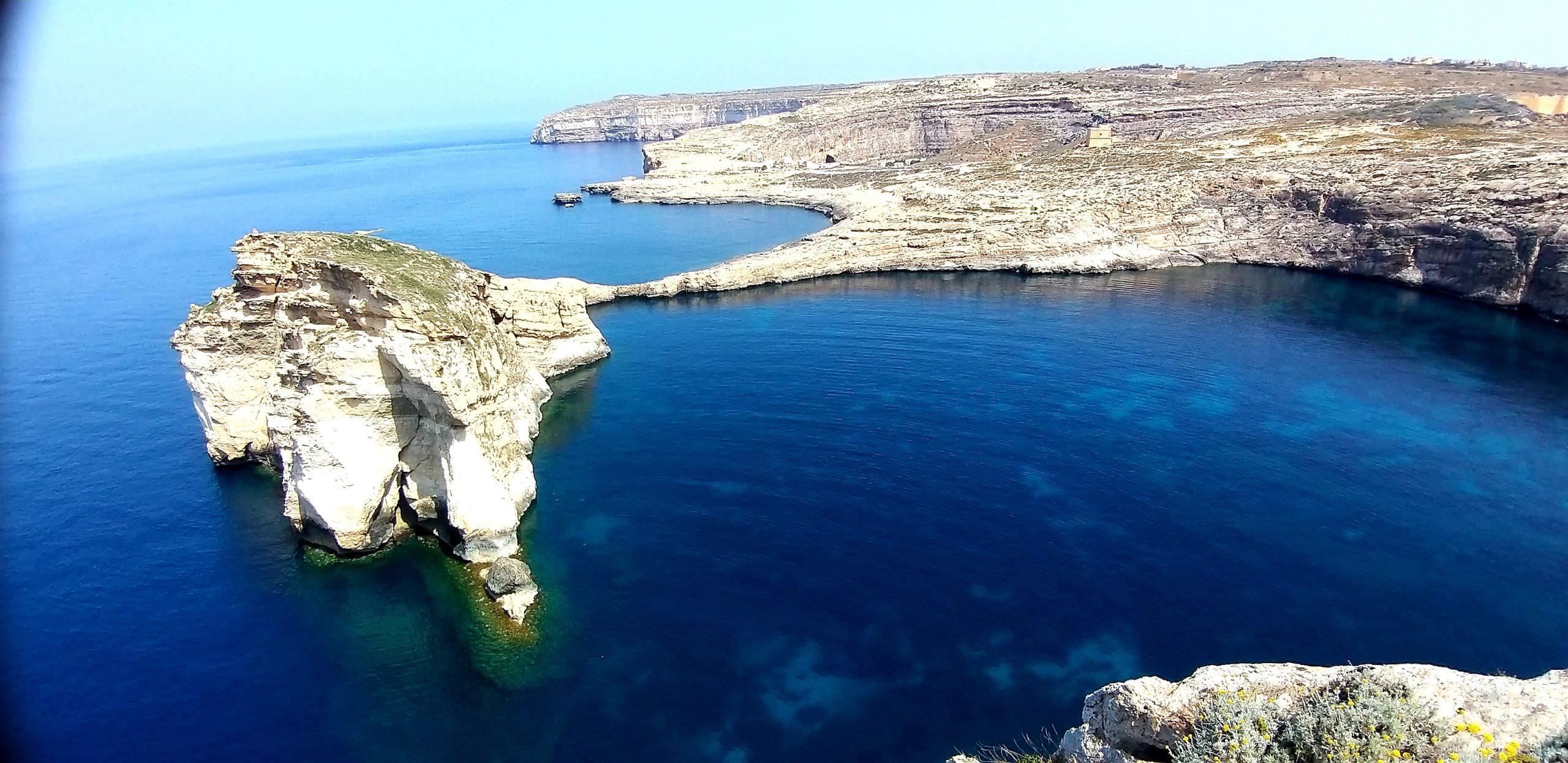 OUTDOOR EXPLORER MALTA GOZO COMINO hikes in gozo island