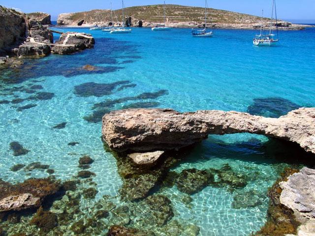 Outdoor explorers Malta Gozo Comino Boat tour 1