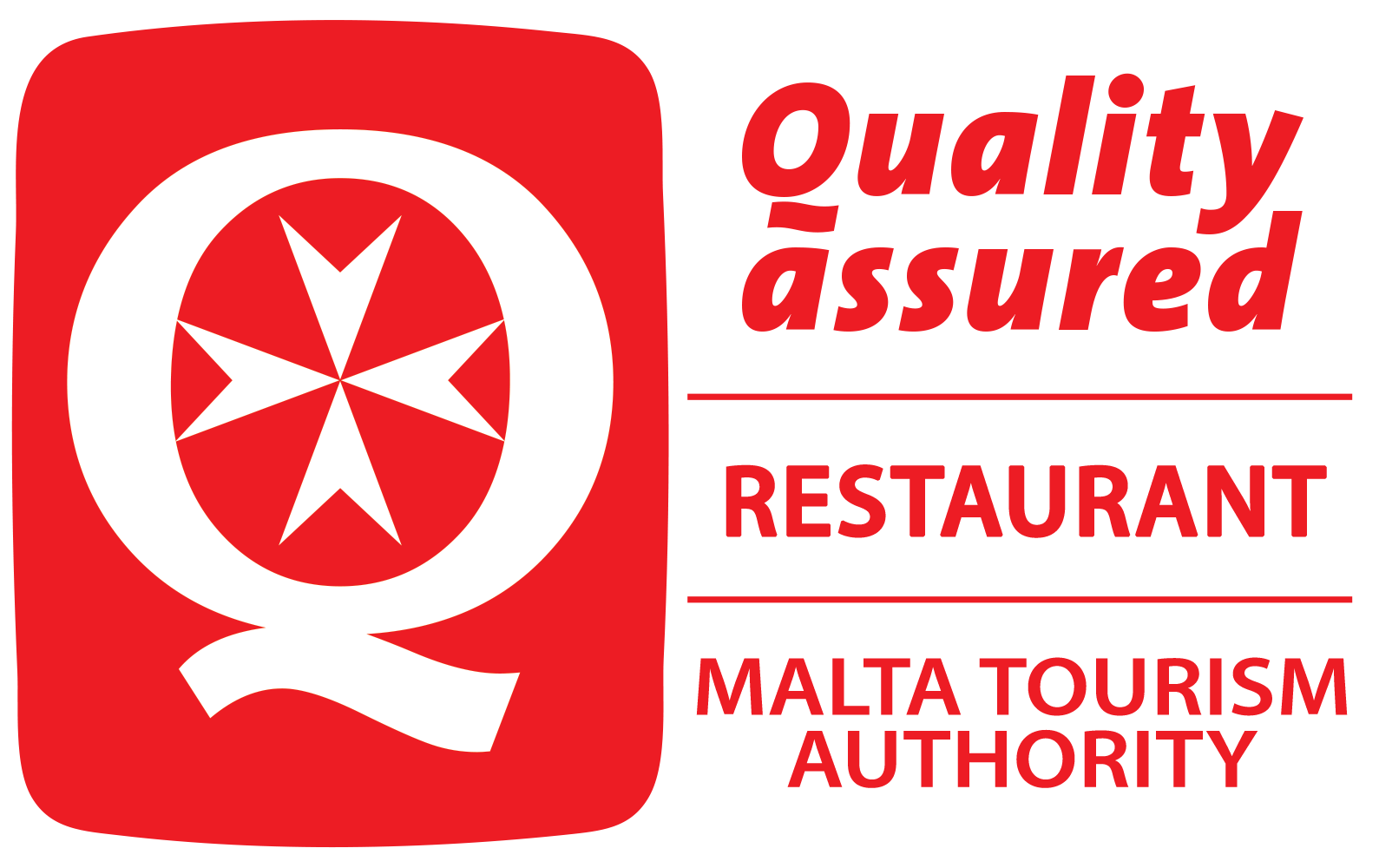 QA restaurant logo